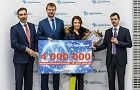 NOVOSIBIRSK International Airport Handled a Record Number of Passengers