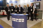 Tolmachevo Airport Delegation Visited the Booth of OJSC BELAZ at NAIS Exhibition