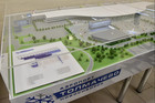 Design Works of Tolmachevo Passenger Terminal Started