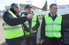"Delegation of OJSC ""BELAZ""  Visited Tolmachevo Airport"