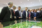 Tolmachevo Aviation Hub Development Strategy Is Presented At the Meeting with the Participation of the Deputy Prime Minister of the Russian Federation in Novosibirsk