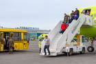 Tolmachevo Reaches Peak of Passenger Traffic in August